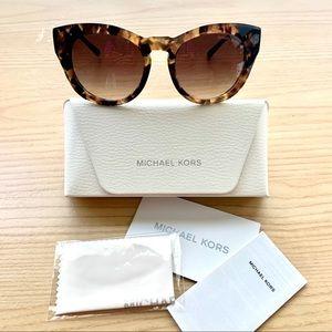 NWT Michael Kors Tortoise Summer Breeze Sunglasses